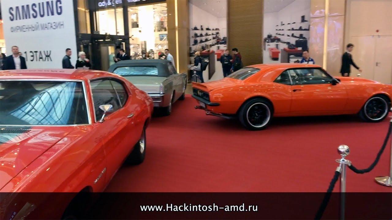 42224224f5c5c ТРЦ «Галерея» в Санкт-Петербурге - Выставка ретро-автомобилей - Retro Car  Show