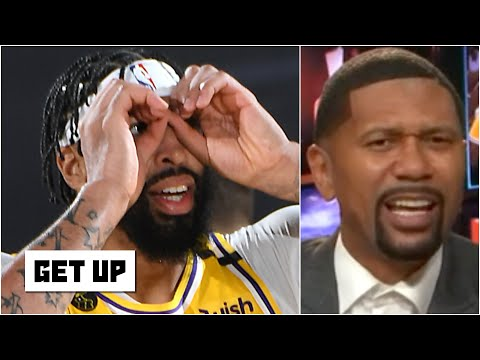'The Lakers are just TOO good' - Jalen Rose on Game 1 | Get Up