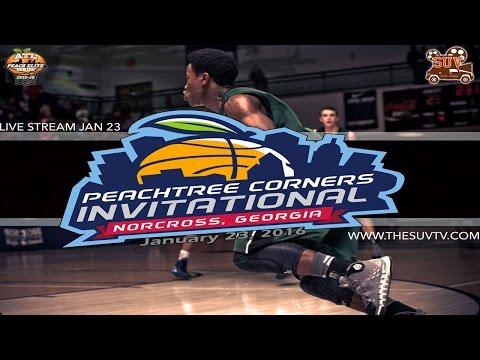 Peachtree Corners Invitational: Saint Francis School (GA) vs St. John's College High School (DC)