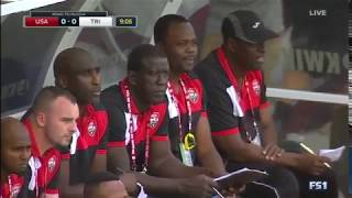 USA vs  Trinidad and Tobago  1st