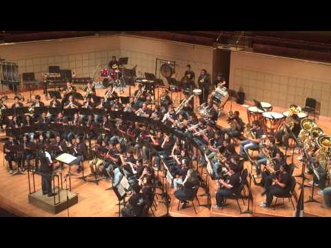Dallas High School Honors Band -