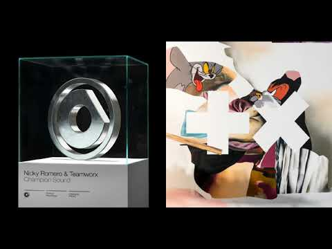 Nicky Romero & Teamworx vs. Martin Garrix & Jay Hardway - Champion Sound vs. Spotless