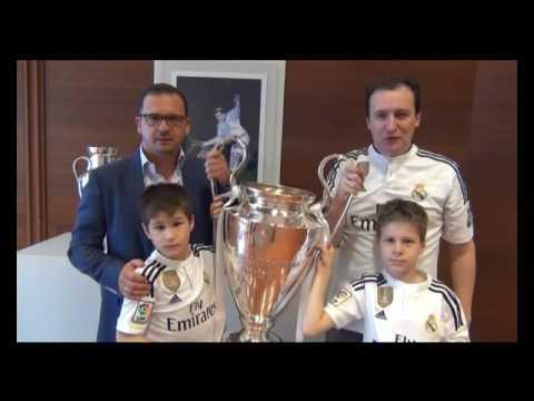 Dođite na stadion  Epizoda broj 189  Predrag Mijatović, Florentino Perez i Kristijano Ronaldo