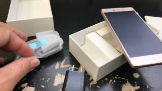 XIAOMI REDMI 3S PRIME DUAL SIM Unboxing Video – in Stock at www.welectronics.com
