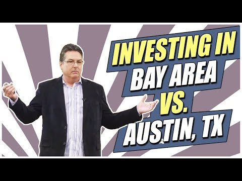 Investing in Austin Now Vs The Bay Area Once Upon A Time