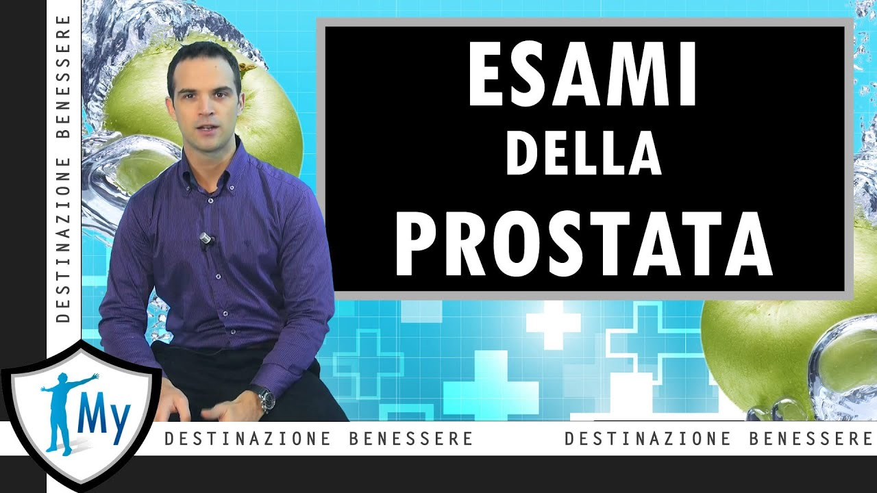 routine di massaggio prostatico