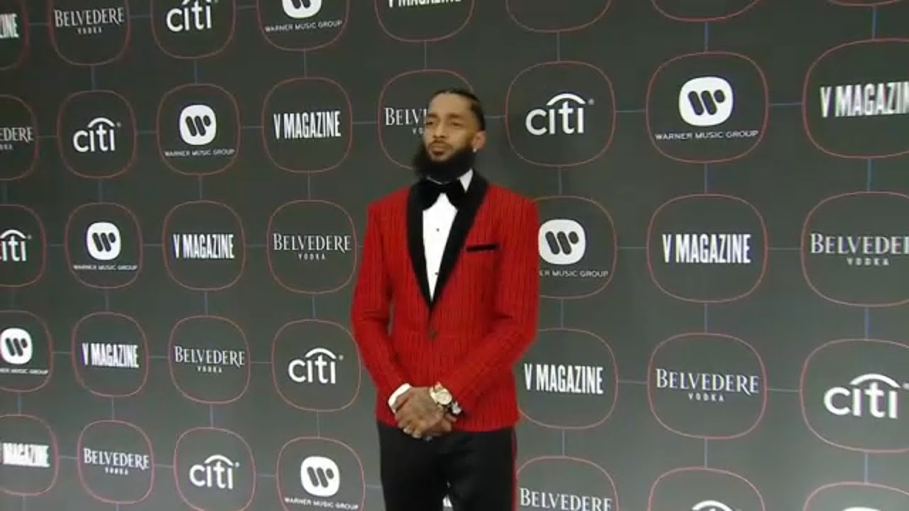 Nipsey Hussle nominated for 3 posthumous Grammy awards 8 months after his death