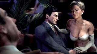 "Ganster Vito and a Pretty Gal in ""Cathouse"" Club (Mafia 2 Girls)"
