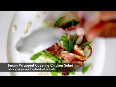 Carl Can Cook: Designing the menu for Cotton Country Inn