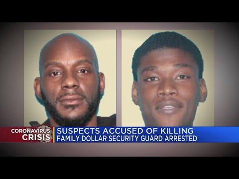 Two fugitives arrested in Flint Family Dollar murder