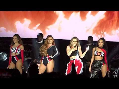 Little Mix - Intro + Power ViennaWien Austria 270517