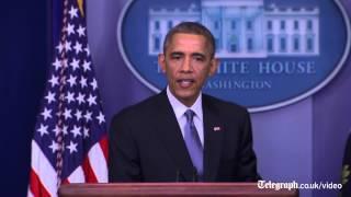 Barack Obama: US will respond to North Korea cyber attacks