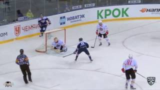 KHL#Play off#2мар 2017,Металлург Мг   Куньлунь РС  I HD I