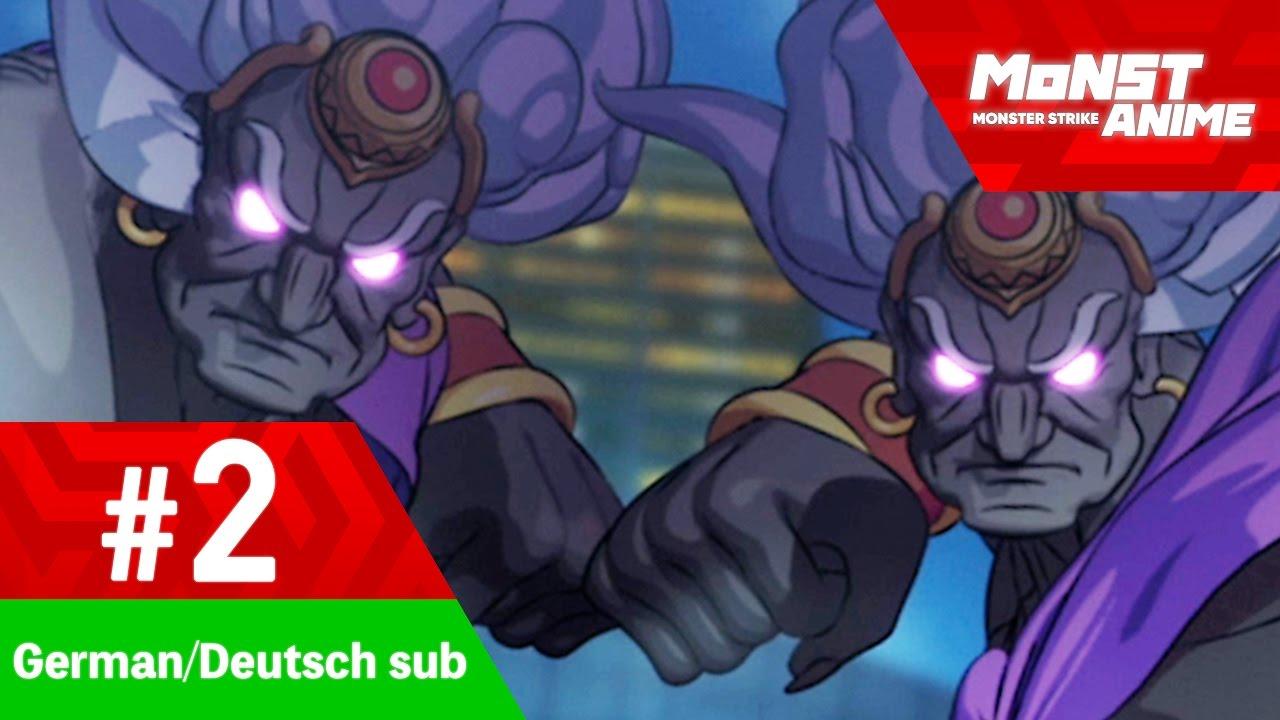 Monster Anime Deutsch