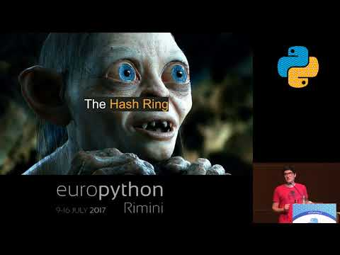 Image from Leveraging consistent hashing in your python applications