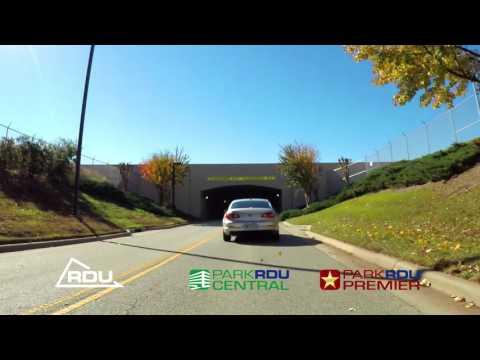 ParkRDU Navigation: Economy 4 to Garage