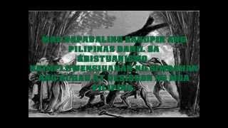 Spanish Colonization : Edukasyon at Relihiyon sa Pilipinas