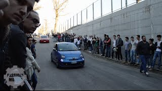 Monza TUNNEL SOUND Round Italia 16/03/2014