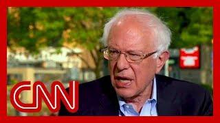 Bernie Sanders: Unbelievable Trump attacks US cities