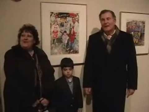 Opening - Newportant People, William Heydt - Newport Art Museum.wmv