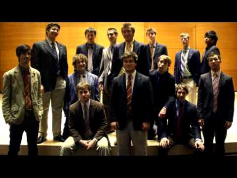Tufts Beelzebubs - Right Round (A Cappella)
