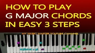 HOW TO PLAY KEYBOARD IN TAMIL / MUSIC CLASS IN TAMIL