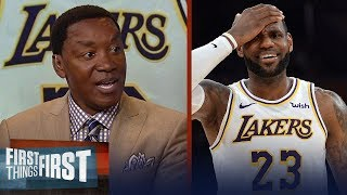 Download Isiah Thomas explains how the NBA has failed LeBron James | NBA | FIRST THINGS FIRST Mp3 and Videos