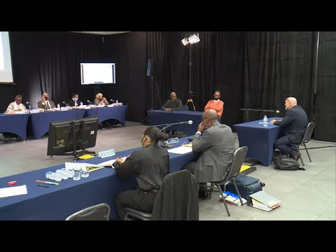 Commission of Inquiry into Historic Losses of Land, Jan 14 2021