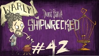 Silk Stalker | Don't Starve Shipwrecked With Warly (S09E42 lets play-gameplay) [Hard Mode]