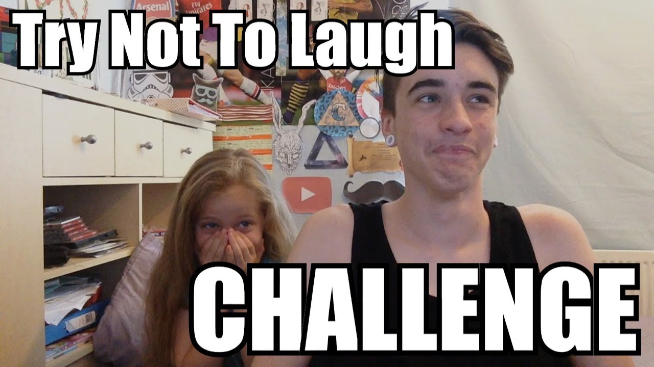 Extreme Try Not Laugh Challenge