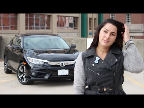 2016 Honda Civic EX-L Review and Test Drive | Herb Chambers