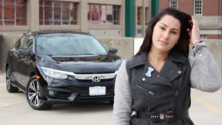 2016 Honda Civic EXL Review and Test Drive | Herb Chambers