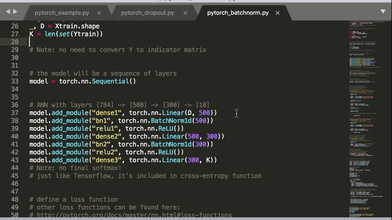 Add Batch Normalization to a Neural Network in PyTorch