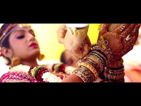 Akshatha Anand weds Sandeep Reddy -  Indian Wedding Videography