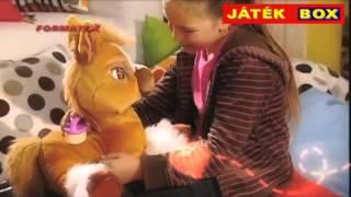 Toffee plüss póni TV Reklám