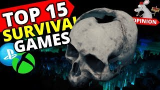 The Best Survival Games On Ps4/xbox - Top 15 Survival Games To Play