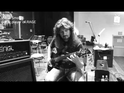 Guitar tips of Victor Smolski (RAGE)