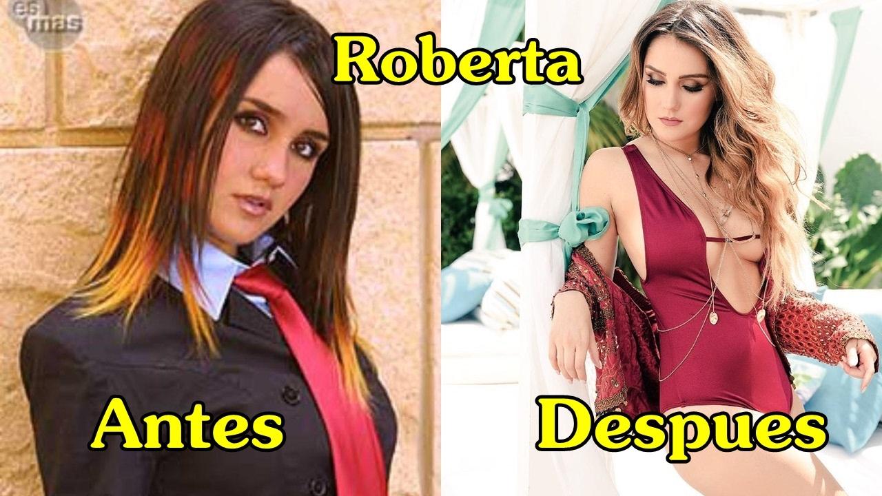 Rebelde Antes Y Despu 233 S 2017 Youtube