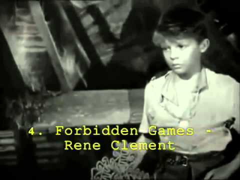 Top 10 Movies of 1952