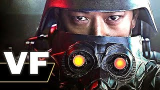 ILLANG LA BRIGADE DES LOUPS Bande Annonce VF (Netflix, 2018) Science-Fiction