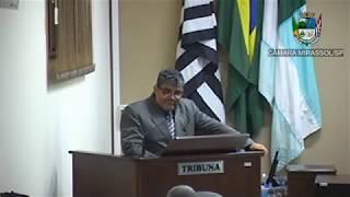 18ª Sessão Ordinária - Vereador Ademir Massa