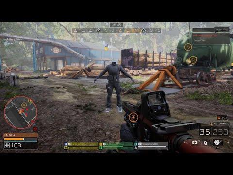 Toxic Fireteam Glitch, Predator: Hunting Grounds |