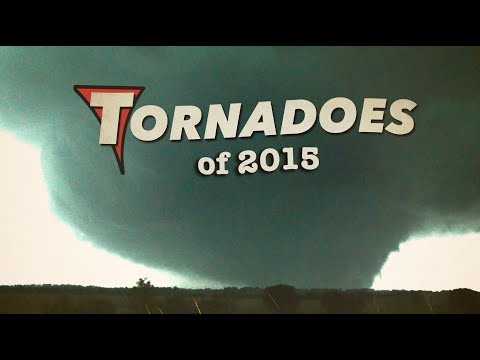"""MAY""  Tornado Chasing Madness 2015 Documentary"