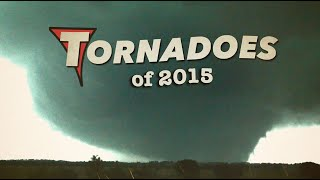 """MAY""  Tornado Chasing Madness 2015 Documentary"