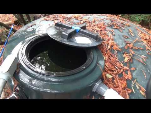 Rain Water Harvesting Part 1