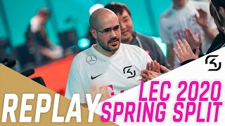 LEC 2020 SPRING W1 SK GAMING: REPLAY