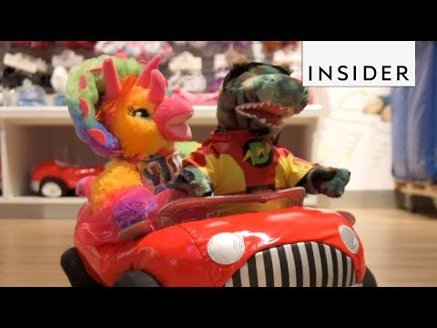 Download Youtube: Build Your Own Dinosaur