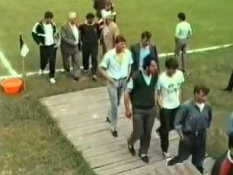 Beli Manastir 1987 NK Šparta- NK Jugokeramika