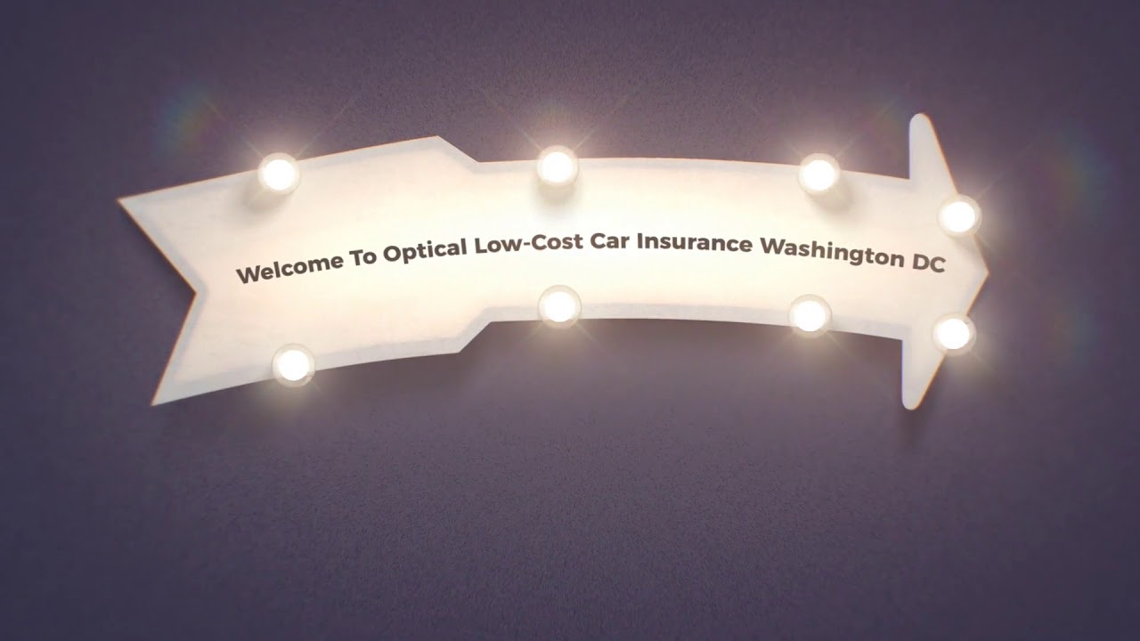Cheap Auto Insurance in Washington DC