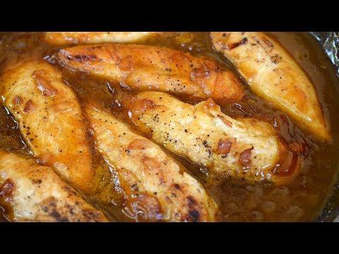 Pollo a la naranja FACILÍSIMO, en solo 10 minutos * Comida RÁPIDA y económica   Las María Cocinillas